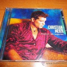 CDs de Música: CHRISTIAN MEIER PRIMERO EN MOJARME CD ALBUM DEL AÑO 1999 CONTIENE 12 TEMAS. Lote 248482160