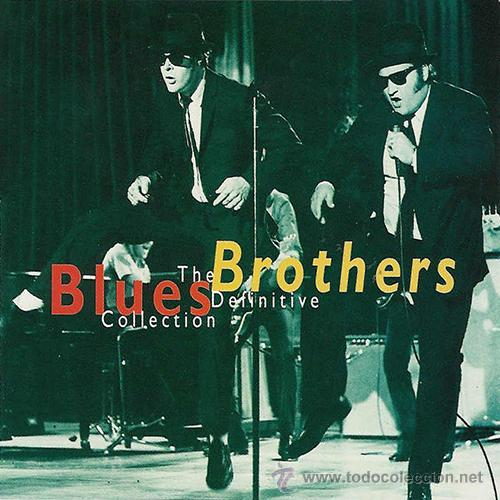 BLUES BROTHERS- THE DEFINITIVE COLLECTION (1992) (Música - CD's Jazz, Blues, Soul y Gospel)