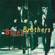 CDs de Música: BLUES BROTHERS- THE DEFINITIVE COLLECTION (1992). Lote 34587693
