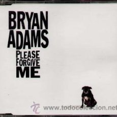 CDs de Música: BRYAN ADAMS - PLEASE FORGIVE ME (1993) CD-MAXI. Lote 34587895