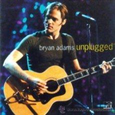 CDs de Música: BRYAN ADAMS - UNPLUGGED (1997). Lote 34587918
