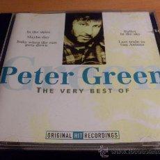 CDs de Música: PETER GREEN ( THE VERY BEST OF ) ) CD 1988 (CD15). Lote 34620971
