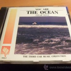 CDs de Música: GILEAD LIMOR ( YOU ARE THE OCEAN) CD 1989 USA (CD15). Lote 34635828