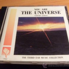 CDs de Música: GILEAD LIMOR ( YOU ARE THE UNIVERSE) CD 1989 USA (CD15). Lote 34635843