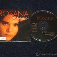 CDs de Música: ROSANA CD SINGLE PROMOCIONAL EL TALISMÁN 1996. Lote 34583596