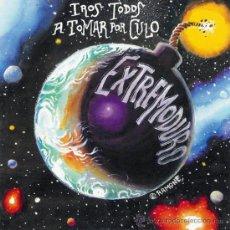 CDs de Música: EXTREMODURO - IROS TODOS A TOMAR POR CULO (1997). Lote 34596393