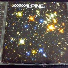 CDs de Música: ALPINE CD 1 - VARIOS: DAVID GUETTA, GABI NEWMAN, ALEX NERI, SCOOTER, TONKA, LUZON, N.E.R.D., ETC. CD. Lote 34605323
