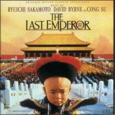 CDs de Música: B.S.O. - EL ULTIMO EMPERADOR (THE LAST EMPEROR) - CD (1987). Lote 34610937