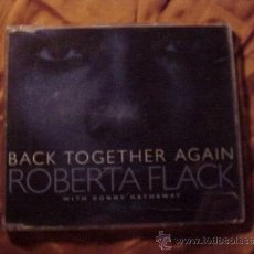 CDs de Música: ROBERTA FLACK WITH DONNY HATHAWAY. BACK TOGETHER AGAIN. CD SINGLE. EDICION ALEMANA(#). Lote 34616093