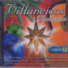 CDs de Música: VILLANCICOS FLAMENCOS - NUEVO A ESTRENAR. Lote 34619052