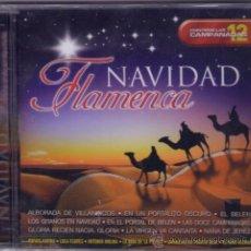 CDs de Música: NAVIDAD FLAMENCA - NUEVO A ESTRENAR. Lote 34619124