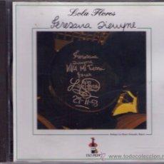 CDs de Música: LOLA FLORES JEREZANA SIEMPRE. Lote 34619167
