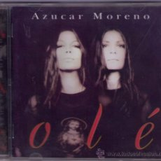 CDs de Música: AZUCAR MORENO OLE. Lote 34619427