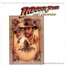 CDs de Música: B.S.O. - INDIANA JONES Y LA ULTIMA CRUZADA (INDIANA JONES AND THE LAST CRUSADE) (JOHN WILLIAMS) - CD. Lote 34640052