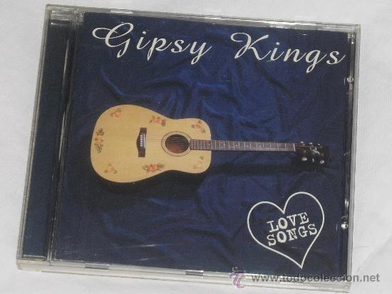 GIPSY KINGS-LOVE SONGS-ESTILO-EL BARRIO-EL ARREBATO-MANUEL CARRASCO-PABLO ALBORAN-LOS CHUNGUITOS- (Música - CD's Pop)