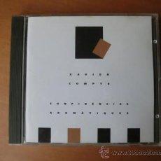 CDs de Música: XAVIER COMPTE - CONFIDÈNCIES AROMÀTIQUES. Lote 34819900