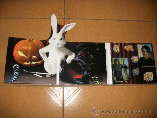 CD DIGIPACK HELLOWEEN - RABBIT DONT COME EASY - NUCLEAR BLAST - 2003 - EDICION ESPECIAL - LA CAJA S (Música - CD's Heavy Metal)