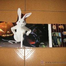 CDs de Música: CD DIGIPACK HELLOWEEN - RABBIT DONT COME EASY - NUCLEAR BLAST - 2003 - EDICION ESPECIAL - LA CAJA S. Lote 254459140