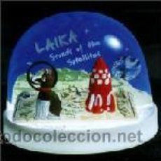 CDs de Música: LAIKA ?– SOUNDS OF THE SATELLITES. Lote 34701696
