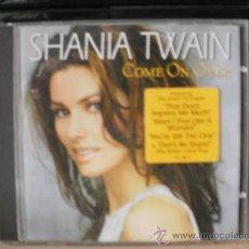 CDs de Música: SHANIA TWAIN COME ON OVER. Lote 34943270