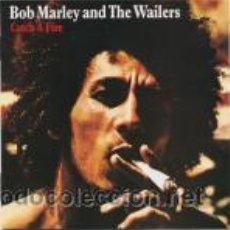 CDs de Música: BOB MARLEY & THE WAILERS ?– CATCH A FIRE . Lote 34707854