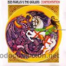 CDs de Música: BOB MARLEY & THE WAILERS – CONFRONTATION . Lote 34707869