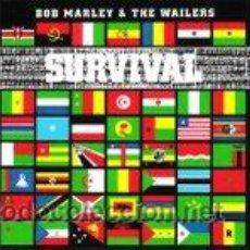 CDs de Música: BOB MARLEY & THE WAILERS – SURVIVAL. Lote 34709075
