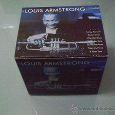 CDs de Música: LOUIS ARMSTRONG. 15 CD-BOX. . Lote 34728994