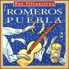 CDs de Música: LOS ROMEROS DE LA PUEBLA - POR VILLANCICOS (SEVILLANAS) (PRECINTADO). Lote 195116815