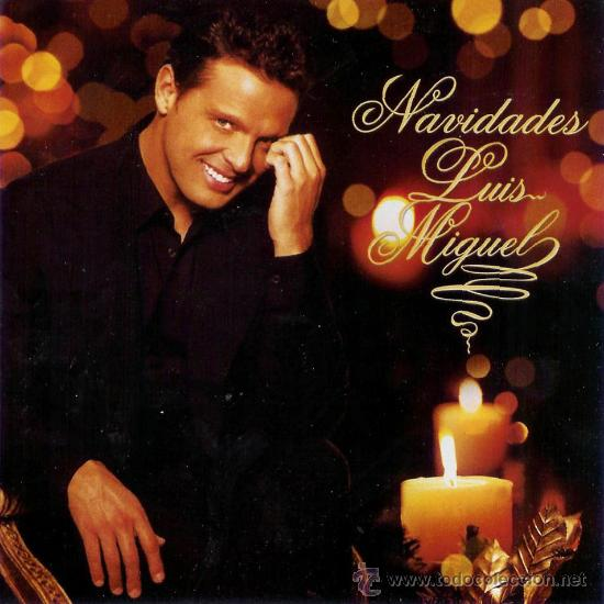 LUIS MIGUEL - NAVIDADES (PRECINTADO) (Música - CD's Latina)