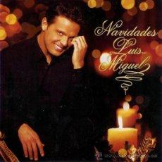 CDs de Música: LUIS MIGUEL - NAVIDADES (PRECINTADO). Lote 168246776