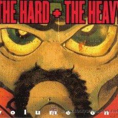 CDs de Música: THE HARD + THE HEAVY (VOLUME ONE) (1999) DOBLE CD DIGIPACK. Lote 34752920