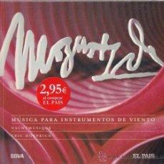 CDs de Música: MOZART COLECCIÓN 250 ANIVERSARIO LIBRODISCO Nº 25 - EDITADO POR EL PAIS - 2006 NUEVO PRECINTADO. Lote 34778211