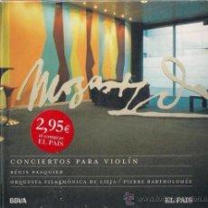 CDs de Música: MOZART COLECCIÓN 250 ANIVERSARIO LIBRODISCO Nº 23 - EDITADO POR EL PAIS - 2006 NUEVO PRECINTADO. Lote 34778651