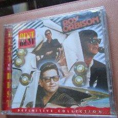 CD di Musica: CD. DE ROY ORBISON- TITULO DEFINITIVE COLLECTION- BEST OF THE BEST- FCDO EN EL 95- PRECINTADO DE FCA. Lote 34857432