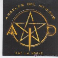 CDs de Música: ANGELES DEL INFIERNO TODOS SOMOS ANGELES CD SINGLE PROMOCIONAL PORTADA DE CARTON. Lote 34862322
