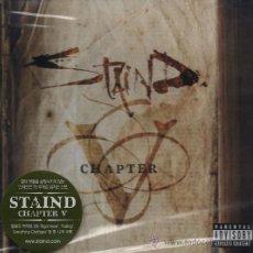CDs de Música: STAIND - CHAPTER !!! NUEVO Y PRECINTADO !!!!!. Lote 34862770