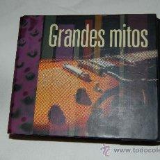 CDs de Música: GRANDES MITOS COLECCIÓN COMPLETA. Lote 34864940