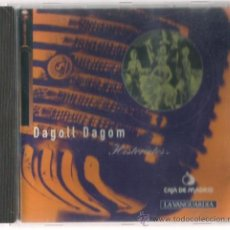 CDs de Música: CD DAGOLL DAGOM : FLOR DE NIT , ANTAVIANA , NIT DE SANT JOAN, MIKADO , GLUPS, MAR I CEL . Lote 34881906