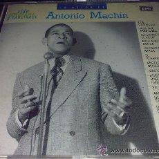 CDs de Música: LO MEJOR DE ANTONIO MACHÍN. Lote 34917557