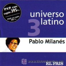 CDs de Música: PABLO MILANÉS. Lote 34917579