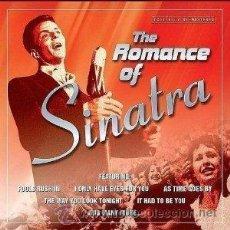 CDs de Música: THE ROMANCE OF SINATRA. Lote 34917642