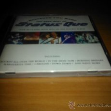 CDs de Música: CD DOBLE STATUS QUO 1997 - WHATEVER YOU WANT - THE VERY BEST OF STATUS QUO. Lote 34921785