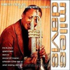 CDs de Música: MILES DAVIS - TRUMPET MAN. Lote 34930600
