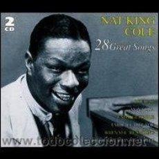 CDs de Música: NAT KING COLE. Lote 34930796