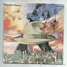 CDs de Música: WEATHER REPORT. Lote 34934014
