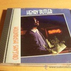 CDs de Música: HENRY BUTLER (ORLEANS INSPIRATION) CD 1990 USA (CD15). Lote 34965867