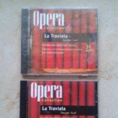 CDs de Música: LA TRAVIATA - VERDI. Lote 34966284