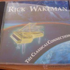 CDs de Música: RICK WAKEMAN (THE CLASSICAL CONNECTION) CD UK 1993 (CD15). Lote 34976655