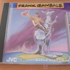 CDs de Música: FRANK GAMBALE (THUNDER FROM DOWN UNDER) CD USA 1990 (CD15). Lote 35036258